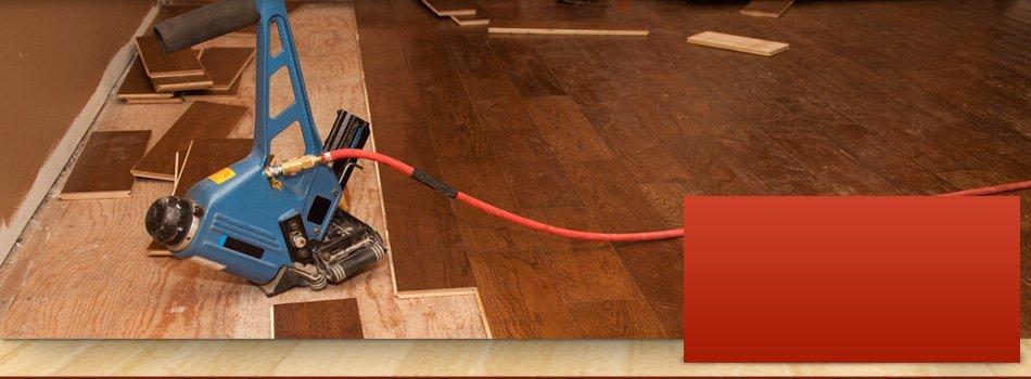New floor installation | Fond du Lac, WI | Tri-State Floor Sanding Service | 800-326-4041