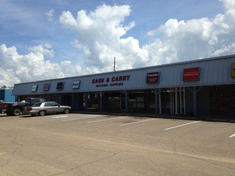 Cash & Carry Shop