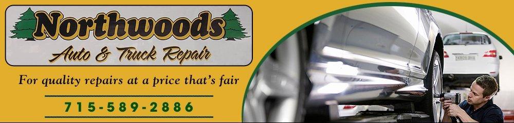Auto Service Centers - Aurora, WI - Northwoods Auto And Truck Repair