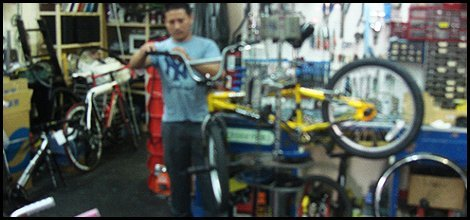 Bicycle Wheel Repair | Jackson Heights, NY | CIGI Bicycle Shop | 718-717-2377
