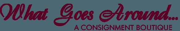 What Goes Around - Logo