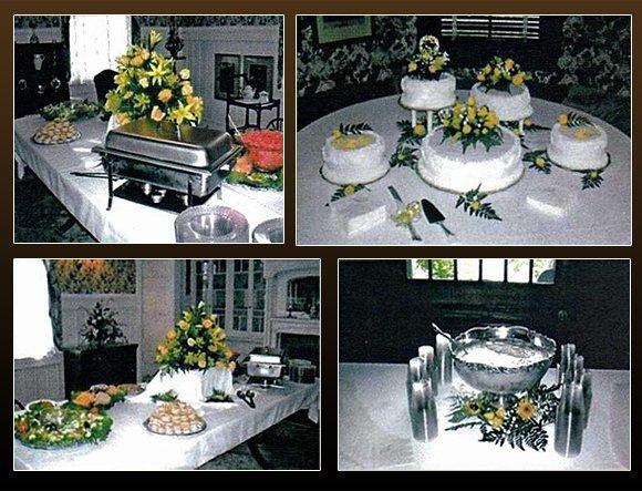 Special Event Catering Services - Altavista, VA  - Granny P's