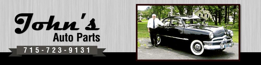 Car and Truck Parts - Chippewa Falls, WI - John's Auto Parts