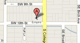 The Empire - 928 South College Avenue College Place, WA 99324-1523