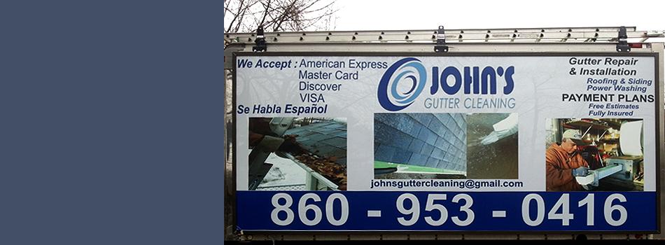 Gutter Installation Specialist | West Hartford, CT | John's Gutter Cleaning | 860-956-5134