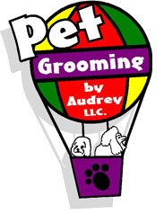 Pet Grooming by Audrey LLC. - logo