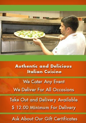 Specialty Pizzas  - Waterbury, CT  - Fratelli's Pizzeria & Catering