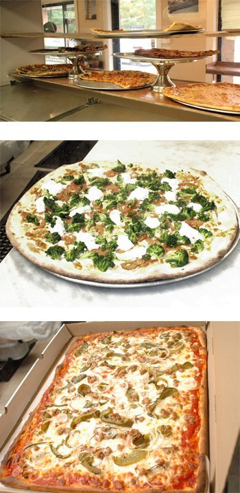 Pizza Menu - Waterbury, CT - Fratelli's Pizzeria & Catering
