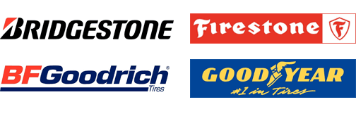 Bridgestone | Firestone | BFGoodrich | Good Year