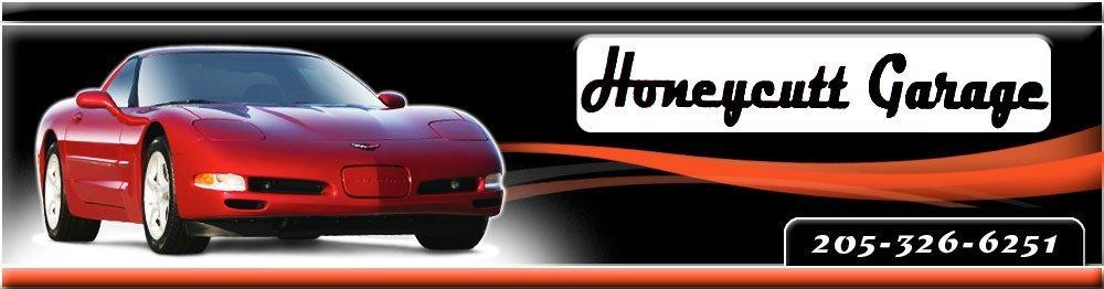 Auto Repair Services - Birmingham, AL - Honeycutt Garage