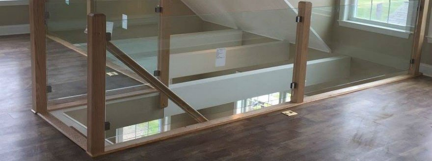 Top Grade Glass Stair Railing Systems