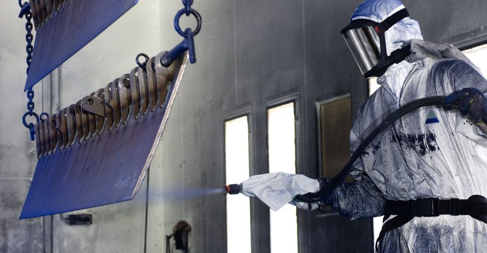 Powdercoating services