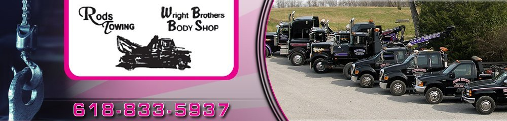 Towing Company - Jonesboro,  IL - Rod's Towing