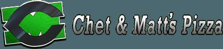 Chet & Matt's Pizza - Logo