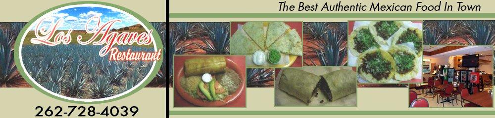 Mexican Restaurants - Delavan, WI - Los Agaves Restaurant