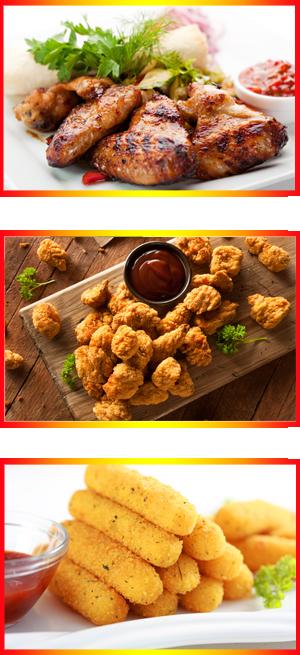 Chicken &Kids Menu | Pizza Ziya of Cambridge, MD