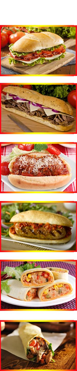 Subs, Wraps, Gyros, Burgers, Calzones   Pizza Ziya of Cambridge, MD