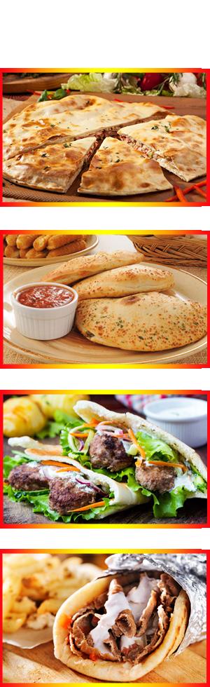 Gyros & Calzones | Pizza Ziya of Cambridge, MD
