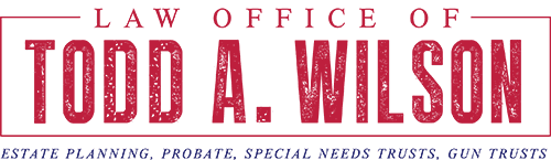 Law Office of Todd A. Wilson - logo