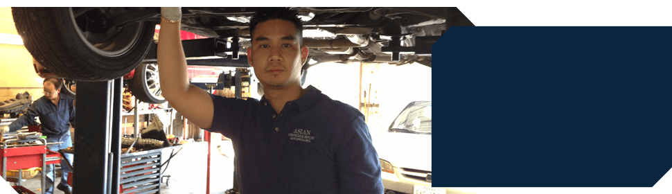 American Auto Repair Service | Fort Worth, TX | Asian American & Import | 817-838-9918