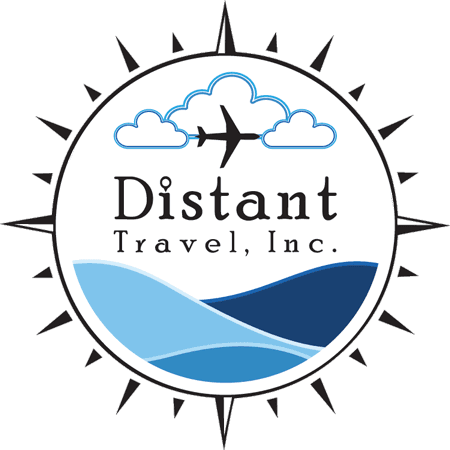 Distant Travel Inc. - logo