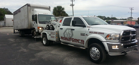 Winch outs | Winter Haven, FL | Bolton's Towing Service | 863-299-9966