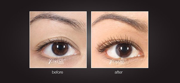 Natural look eyelash