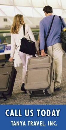 Travel Agency - Park Ridge, IL - Tanya Travel, Inc. - Travelling