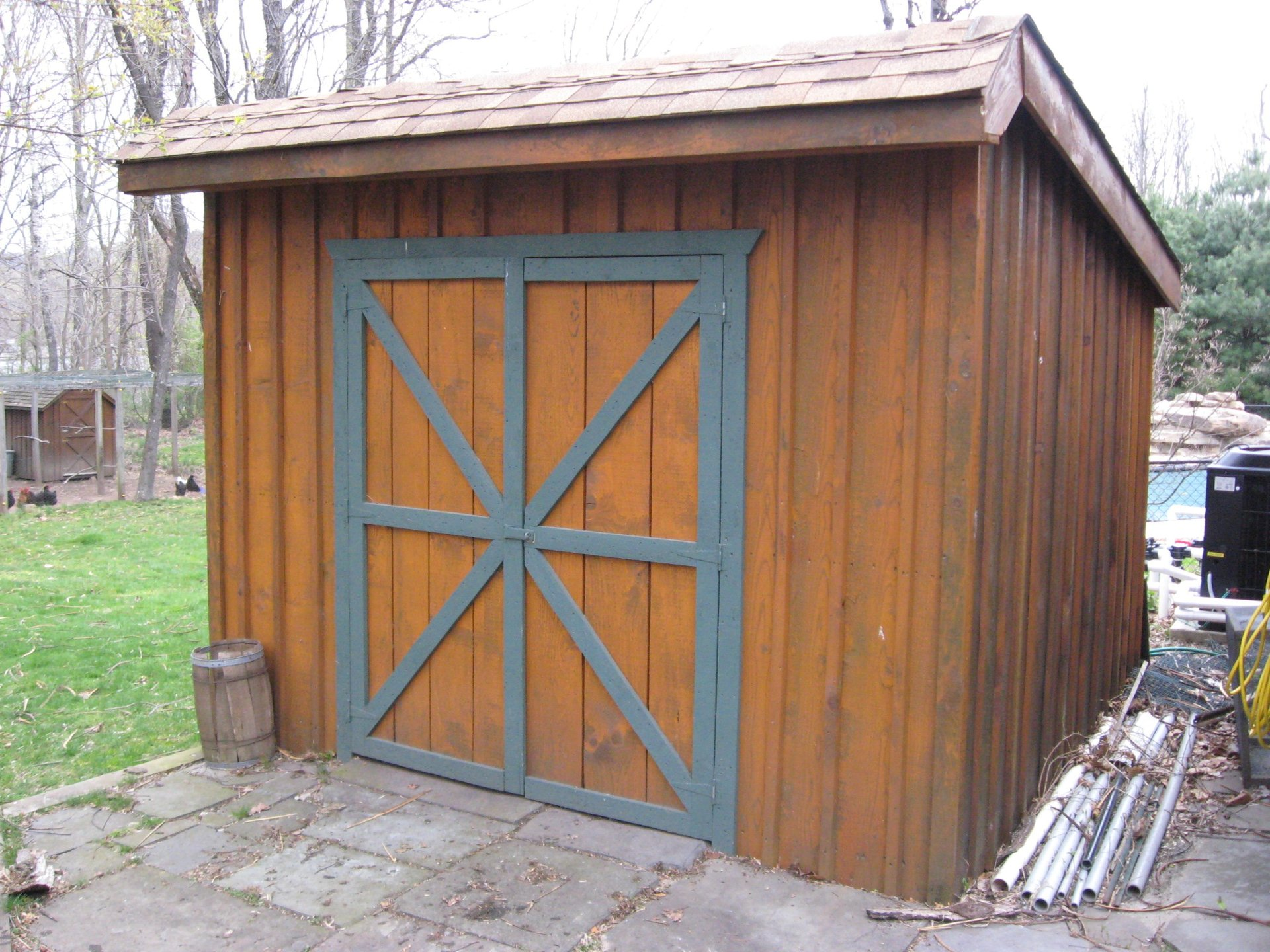 Fesco Fence Shed And Baby Barn Gallery West Nyack Ny