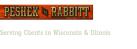 General civil litigation | Beloit, WI | Peshek & Rabbitt | 608-313-8750