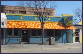 huevos rancheros | Carbondale, IL | Harbaugh's Café | 618-351-9897