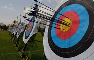 Targets for archery