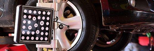 Wheel Alignments