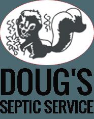 Doug's Septic Service - Logo