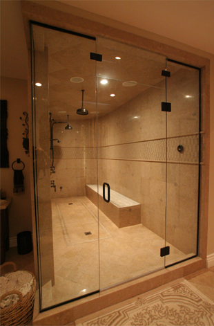 Commercial Glass Service Sierra Glass Mirror Sierra Madre CA - Commercial bathroom enclosures