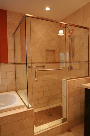 Shower Doors And Enclosures Sierra Madre Ca Sierra Glass Repair