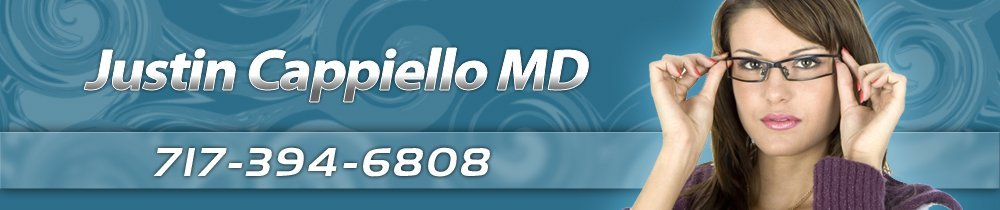 Eye Clinic - Lancaster, PA - Justin Cappiello MD