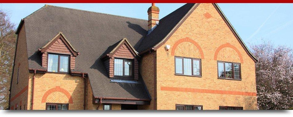 Insulated vinyl roof