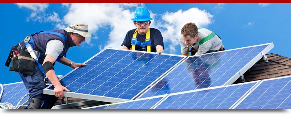 Installing solar roof & Solar Roofs Columbus OH - Arrow Roofing u0026 Siding Inc. memphite.com