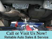 Auto Repairing - Belleville, KS - Reliable Auto Sales & Service