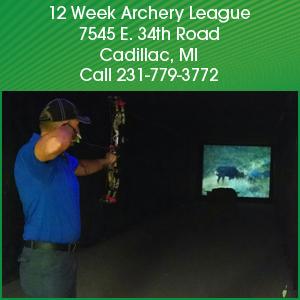 Winter Archery Leagues - Cadillac, MI - FPS Archery