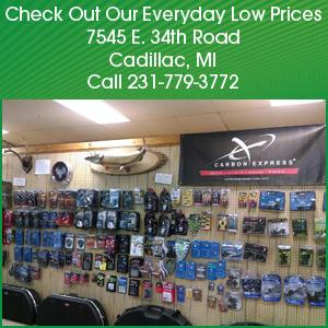 Archery Shop - Cadillac, MI - FPS Archery
