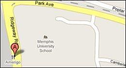 Amerigo - 1239 Ridgeway, Memphis, TN 38119