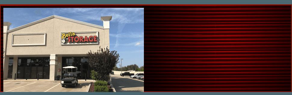 Lighted Facility | Oklahoma City, OK | Bella Storage | 405-632-9899