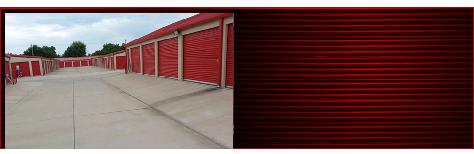 Lighted Facility | Oklahoma City, OK | Bella Storage | 405-632-9899