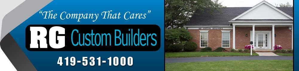Home Improvement Service - Toledo, OH - RG Custom Builders