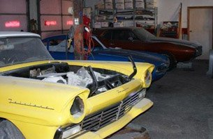 Missouri classic auto painting