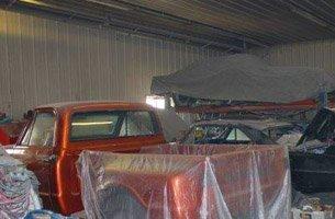 Reliable classic auto restoration