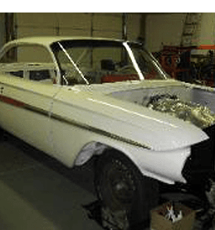Affordable classic car restoration