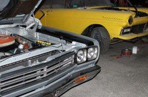 Missouri auto restorations